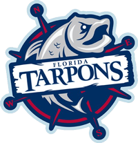 Florida Tarpons Logo | Bradley Woodham, Team Denist