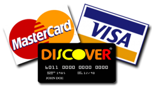 We Accept Credit Cards | Dr. Bradley M. Woodham | Dentist | Fort Myers