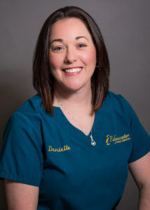 Picture of Team Member Danielle at Edgewater Family Dentistry